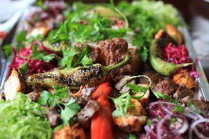 Imbiss Krispy Kebap mit leckeren Essen in Bielefeld.